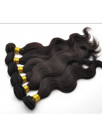 Indian remy body wave weave bundle-BW001