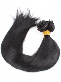Indian Remy Clip In Hair Extension-Silky Straight-CI001