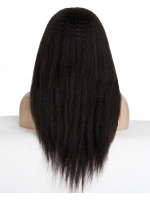 New Kinky Blow Out Textured U-part Wig Fast&Easy Installation-UP012