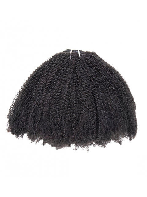 AFRO CURLY CLIP INS FOR  4B- 4C Natural Hair-CH003